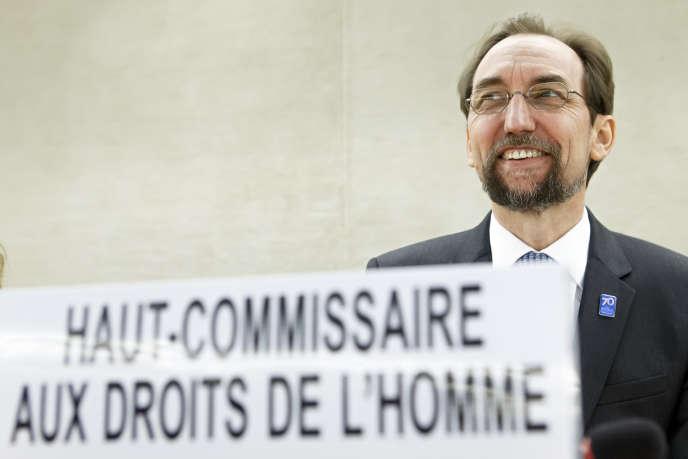 «Aucune entreprise ne mérite l'impunité. Mais les sociétés implantées dans l'UE ont droit à des règles du jeu équitables et à la sécurité juridique» (Le Jordanien Zeid Ra'ad al Hussein, haut-commissaire aux droits de l'homme, le 7 mars à Genève).