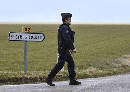 La fouille a été effectuée dans une parcelle de quelques mètres carrés à Saint-Cyr-les-Colons, près d'Auxerre.