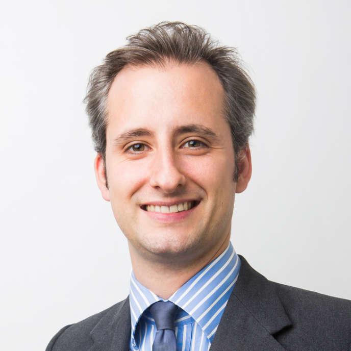 Albert d'Anthoüard, ex-banquier privé devenu directeur de la clientèle privée chez Nalo, un robot-conseiller lancé fin 2017.