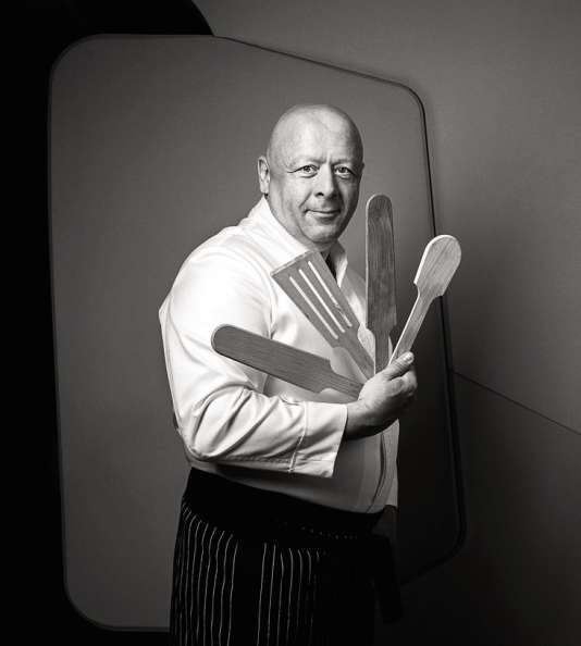 Le chef Thierry Marx.
