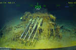 Un porte-avions américain coulé en 1942 retrouvé au fond de l'océan.