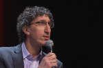 Morald Chibout, directeur de Cnova, filiale e-commerce de Casino, à O21 à Bordeaux.