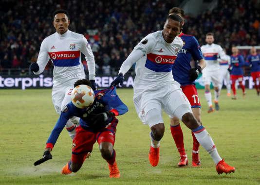 Le match CSKA Moscow contre l'Olympique Lyonnais le 8 mars en 8e de finale de l'Europa League.