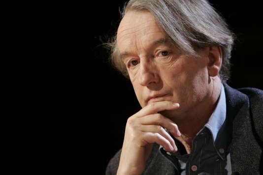 Patrick Grainville élu à l'Académie française