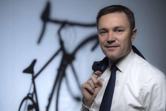 David Lappartient s'illustre, depuis son élection à la présidence de l'UCI enseptembre2017, par son attitude offensive vis-à-vis de la Team Sky.