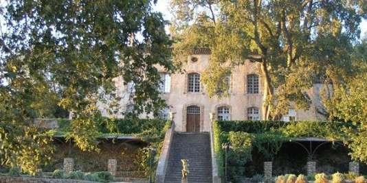 Le domaine de Château Margüi, dans le Var, a été acquis en 2017 par le réalisateur américain George Lucas.