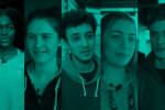 Ils s'appellent Amandine, Maëva, Alexandre, Mégane et Antoine. Ils ont entre 15 et 19 ans et ont participé à O21 O21, Bordeaux.