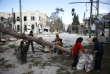 A Douma, dans la Ghouta orientale, le 9 mars.