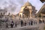 La reconstruction de la mosquée Al-Nouri fait partiedes projets phares identifiés par l'Unesco.