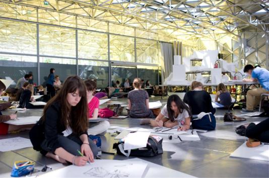 Ecoles d'art école d'art et de design de Saint-Etienne campus