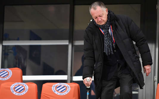 La communication de Jean-Michel Aulas est boitillante.