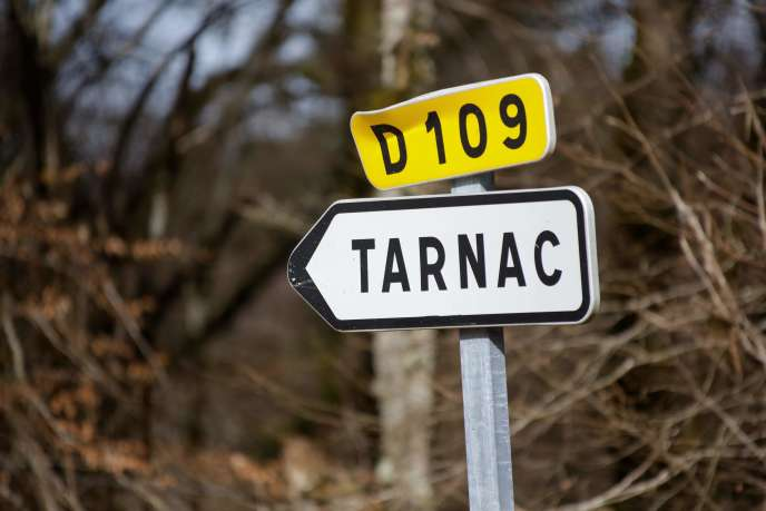 Une partie des militants arrêtés s'étaient établis dans levillage de Tarnac, en Corrèze.