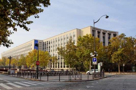 Vue de l'université Paris -Dauphine, qui propose le seul MBA universitaire français