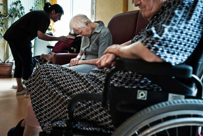 «Quant à la consommation du quatrième âge, on la retrouve dans des sociétés spécialisées dans la gestion de maisons de retraite médicalisées et dans celles opérant dans les services liés à la dépendance et à la sécurité des personnes»
