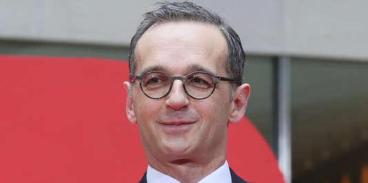 Heiko Maas, ministre des affaires étrangères, à Berlin, le 9 mars.