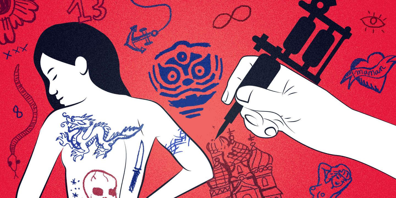 le tatouage, un art primitif devenu populaire