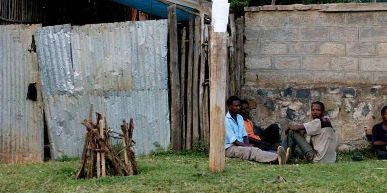 A Jimma, dans la région Oromia, en Ethiopie, en 2011.