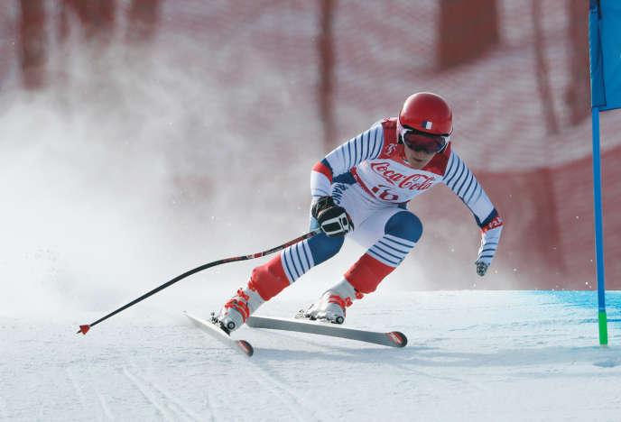 Marie Bochet, octuple championne paralympique de ski, a écrit une lettre à la ministre des sports avec le champion de biathlon Martin Fourcade pour regretter le traitement fiscal différent des médaillés des Jeux d'hiver.