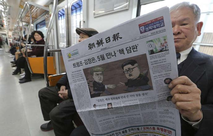 populaire application de rencontres en Corée