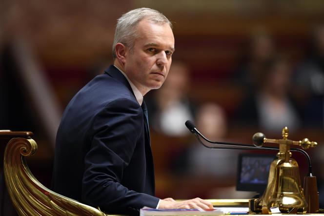Francois de Rugy, président de l'Assemblée nationale, est nommé ministre de la transition écologique.
