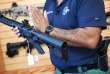 Les bump stocks permettent d'utiliser le recul de l'arme pour tirer en rafales.