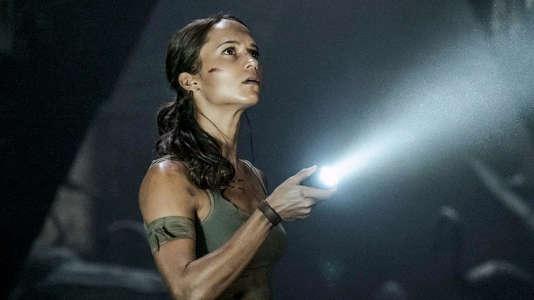 L'actrice suédoiseAlicia Vikander incarne la Lara Croft de 2018.