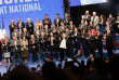 Lille le 11 mars 2018. 2eme journée du XVI eme congres du Front National // Discours de Marine Le Pen