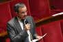 Le député Les Républicains, Thierry Mariani, à l'Assemblée Nationale, à Paris, le 14 février.