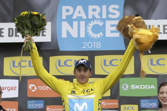 Marc Soler a remporté son premier Paris-Nice.