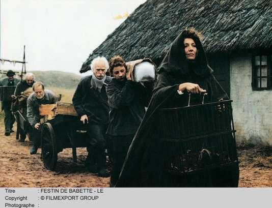 Réalisation_Gabriel Axel, 1987