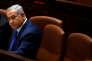 Le premier ministre, Benyamin Nétanyahou, à la Knesset, le Parlement israélien, le 12 mars. à Jérusalem.