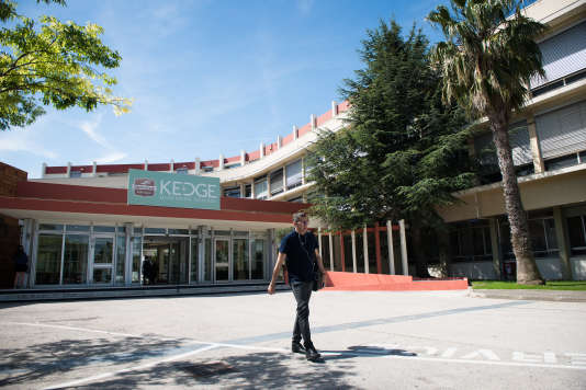 Le campus de Marseille de la Kedge Business School.
