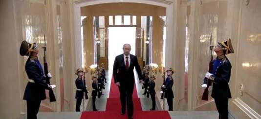 « La Vengeance de Poutine», d' Antoine Vitkine.