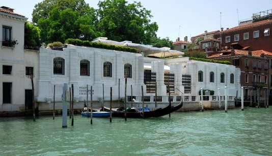 Le musée créé par Peggy Guggenheim à Venise.