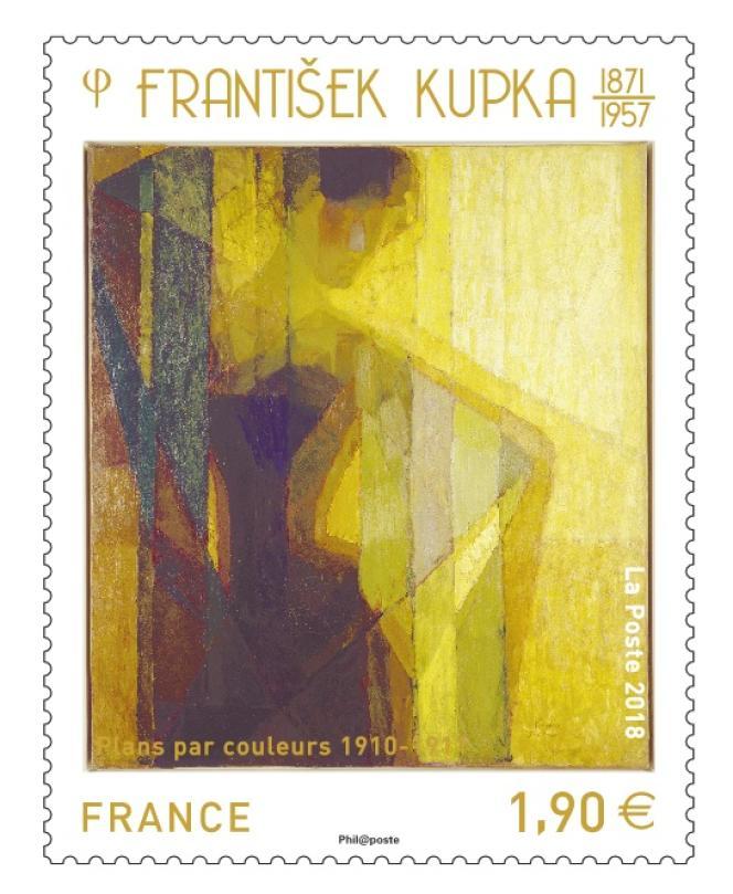 « Plans par couleurs » (1910-1911), une œuvre de Frantisek Kupka (1871-1957), paru le 19 mars.