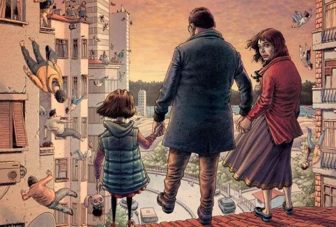 Couverture de «Contes ordinaires d'une société résignée», d'Ersin Karabulut.