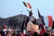 Place de la Concorde, à Paris, pendant la manifestation gaulliste du 30mai1968.