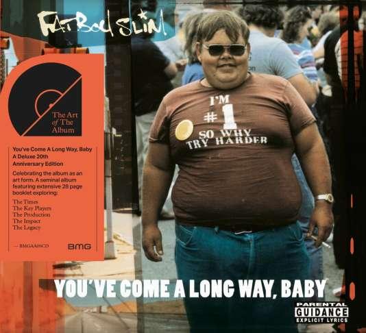 Pochette de l'album«You've Come a Long Way, Baby», de Fatboy Slim.