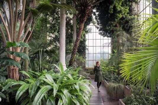 Le jardin botanique royal.