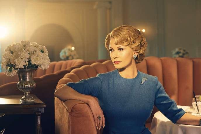 Dans la série «Feud», Catherine Zeta-Jones incarne une Olivia de Havilland trop peste au goût de son modèle.