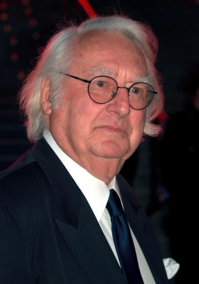 Richard Meier, ici en 2009.