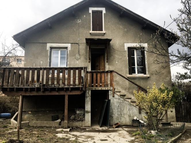 La maison du16 rue Argouges, à Grenoble, mise à disposition par la ville à deux sans-abri.