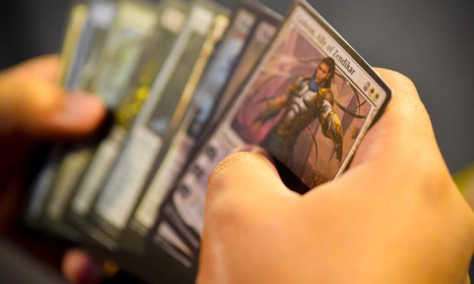 Les cartes Magic sont nées en 1993.