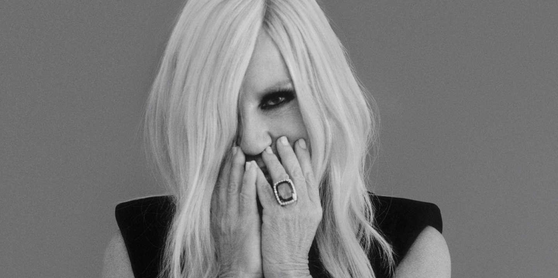 Donatella Versace, le glamour en héritage 8c3815c3e7c