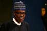 Le président du Nigeria,Muhammadu Buhari , à New York le 19 septembre 2017.