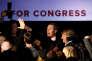 Le candidat démocrate Conor Lamb, le 13 mars à Canonsburg, en Pennsylvanie.