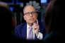 Lawrence Kudlow, commentateur vedette pour la CNBC, le 7 mars, à New York.