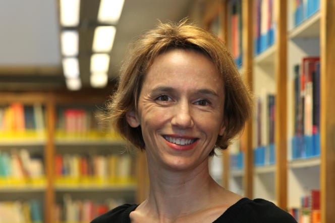 Hélène Michel, professeure de management de l'innovation à Grenoble école de management (GEM).