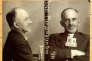 Ossip Mandelstam photographié lors d'une de ses arrestations, années 1930.