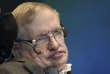 Le professeur Stephen Hawking, le 31 mai 2015.